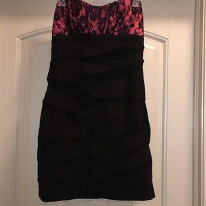RUBY ROX XL Short Dress
